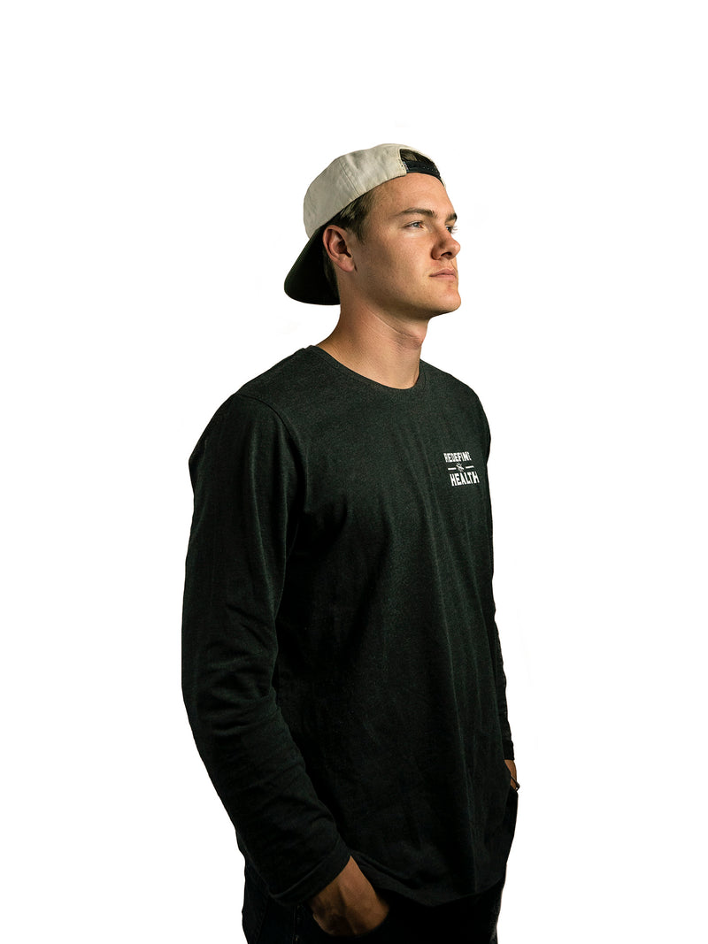 Redefine Health Long Sleeve (Dark)