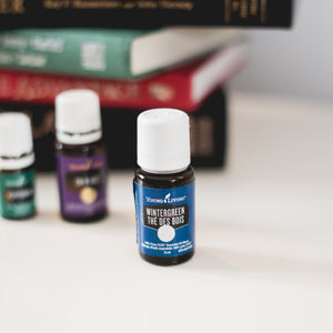 Wintergreen Essential Oil-FÜM-breathe-essential oils-inhaler-personal-diffuser-pen-aromatherapy-saje-youngliving-doterra
