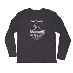 It's my lake!™ Jump On In™ - Custom Long Sleeve