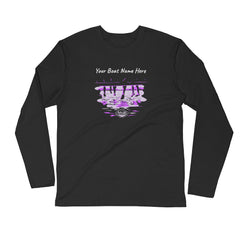 It's my lake!™ Dockside™ - Custom Long Sleeve