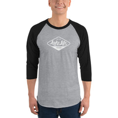 Wicked Raglan™ Logo - Custom 3/4 Sleeve