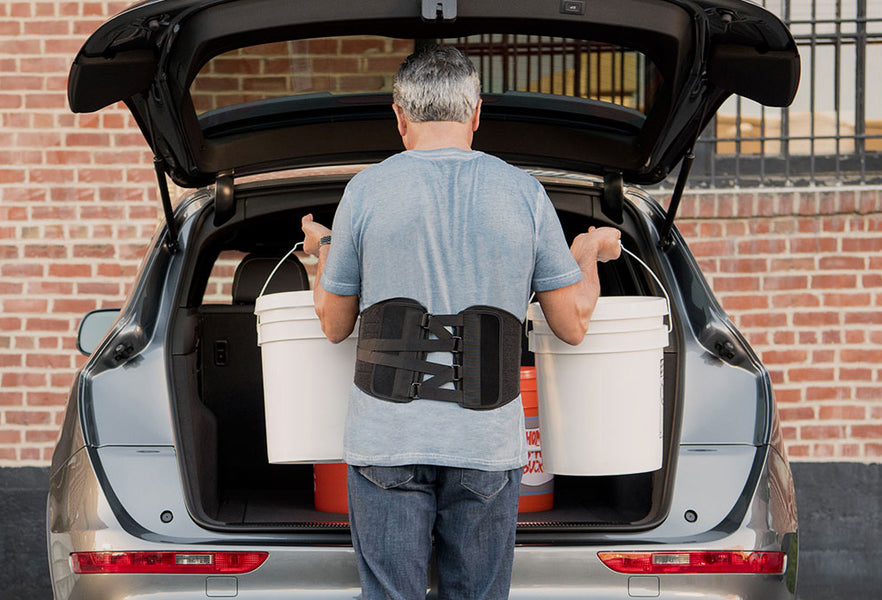 When Should You Consider a Back Brace?