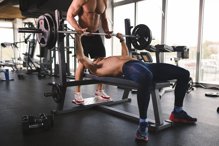 How to prevent knee, back, and shoulder injuries at the gym