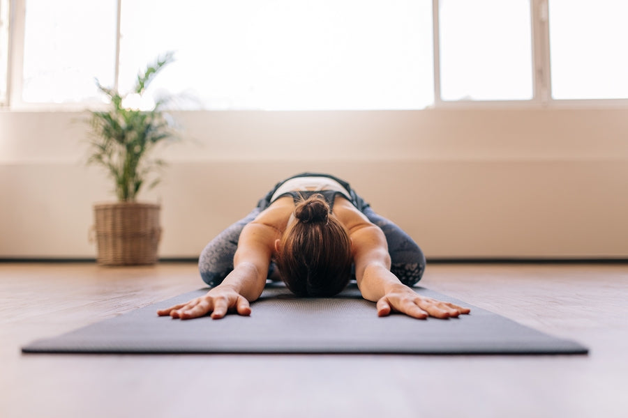 6 Yoga Poses to Start Your Day
