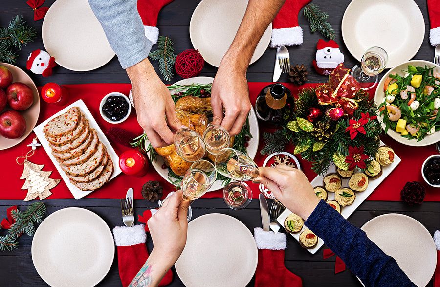 5 Healthy-Eating Tips for the Holiday