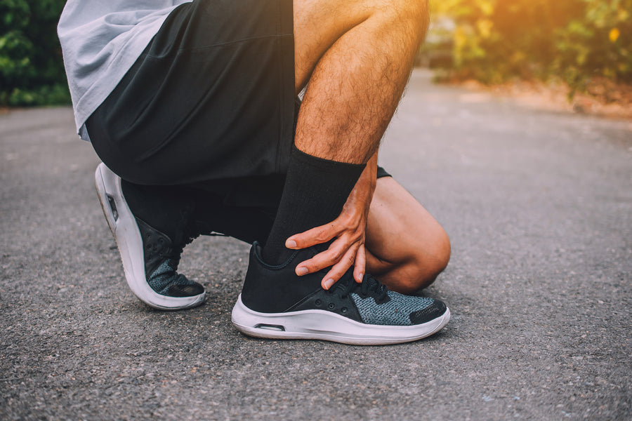 8 Stretching Exercises for Sprained Ankles