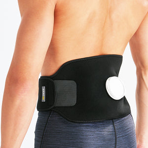 BRACOO IA80 Advanced Thermal Therapy Belt (with 6 Inch Ice Hot Bag)