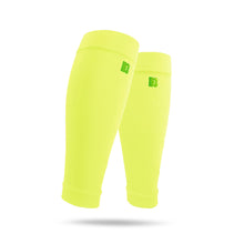 Load image into Gallery viewer, BRACOO LS70 Advanced Athletic Compression Leg Sleeves Yellow