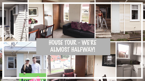 Take a tour inside our house