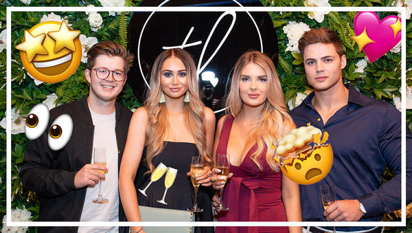 VLOG // Teddy Lane & Wellington's LuLu Opening!