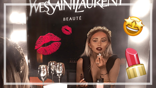 VLOG // YSL Launch Party