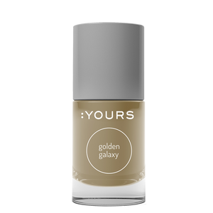 :YOURS GOLDEN GALAXY Stamping Polish