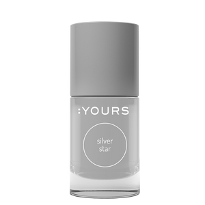 :YOURS SILVER STAR Stamping Polish