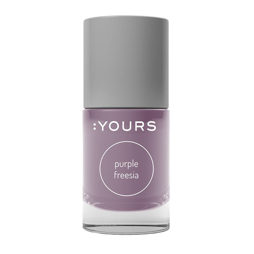 :YOURS PURPLE FREESIA Stamping Polish