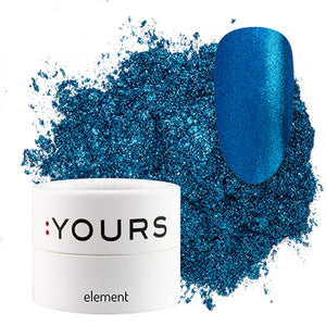 :YOURS BLUE IRIS Element