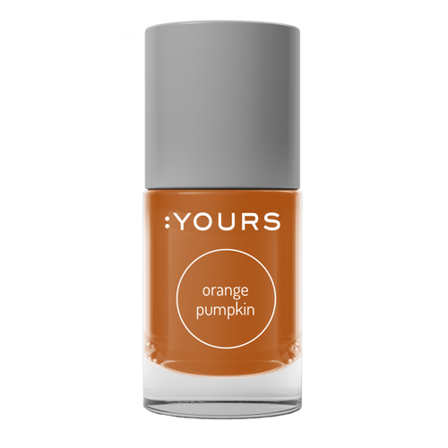 :YOURS ORANGE PUMPKIN Stamping Polish