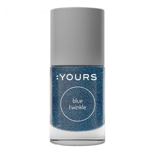:YOURS BLUE TWINKLE Stamping Polish