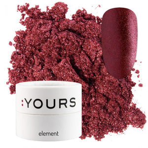 :YOURS RED ROMANCE Element