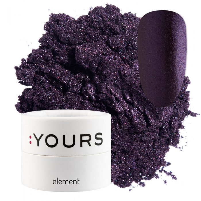 :YOURS PURPLE VELVET Element