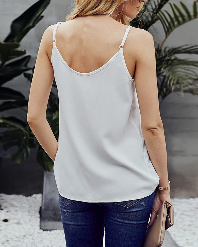 Sleeveless Halter Tops