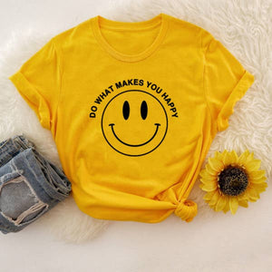 Do What Makes You Happy Graphic Tee