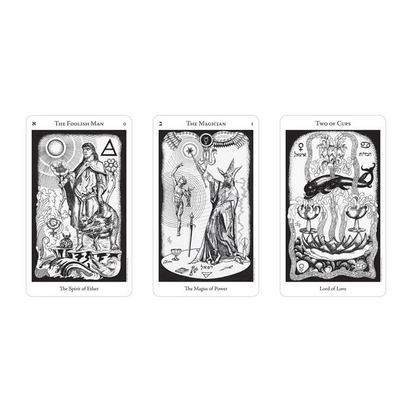 The Hermetic Tarot Deck