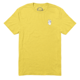 Anatomical Heart Forever (Prism) Tee - Yellow
