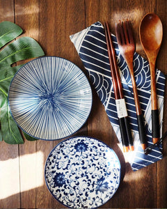 Zen Wooden Cutlery Set