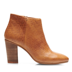 Image 5 of Madeleine Camel Ankle Boots from Bisous Confiture