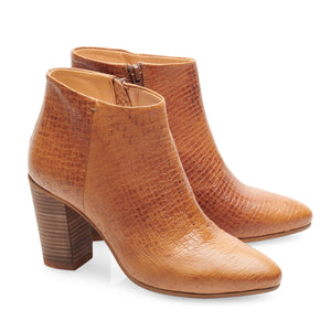 Image 1 of Madeleine Camel Ankle Boots from Bisous Confiture