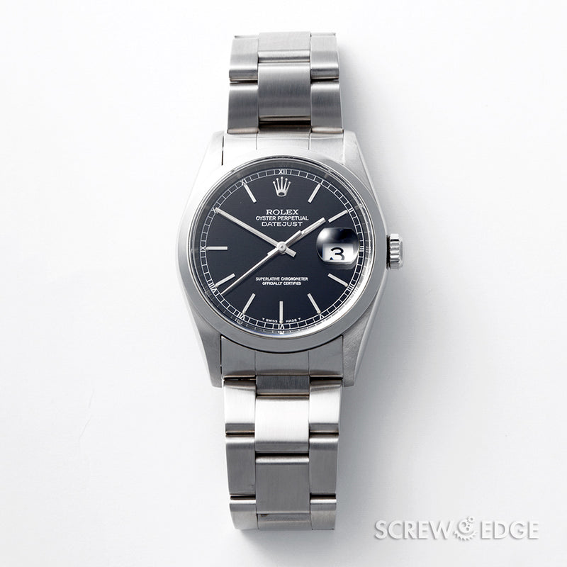 Rolex Oyster Datejust デイトジャスト Ref.16200 ca.1997