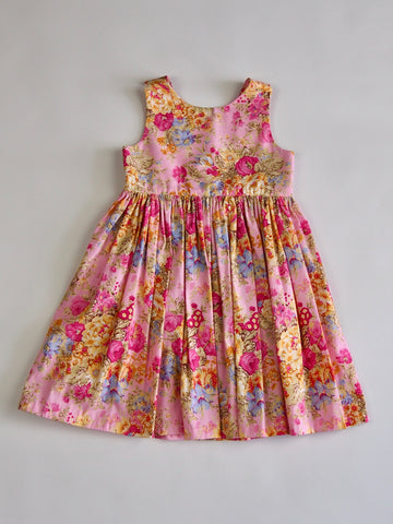 LAST ONE 'Olivia' Dress in Vintage Pink