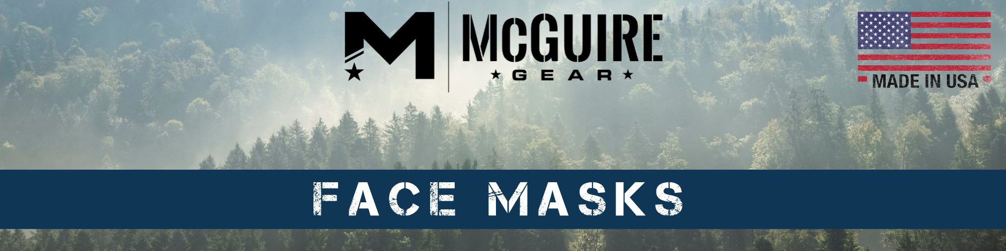 Made in USA Face Mask