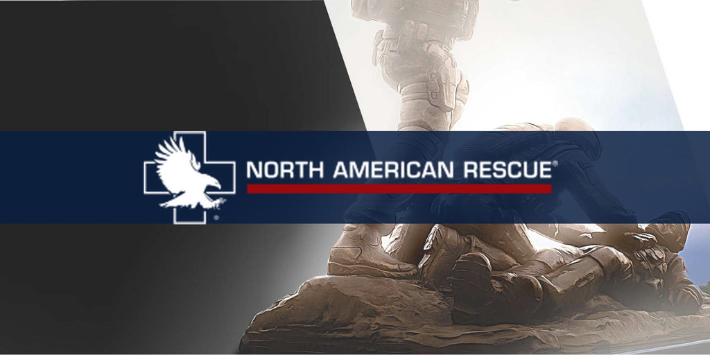 North American Rescue First Aid Gear
