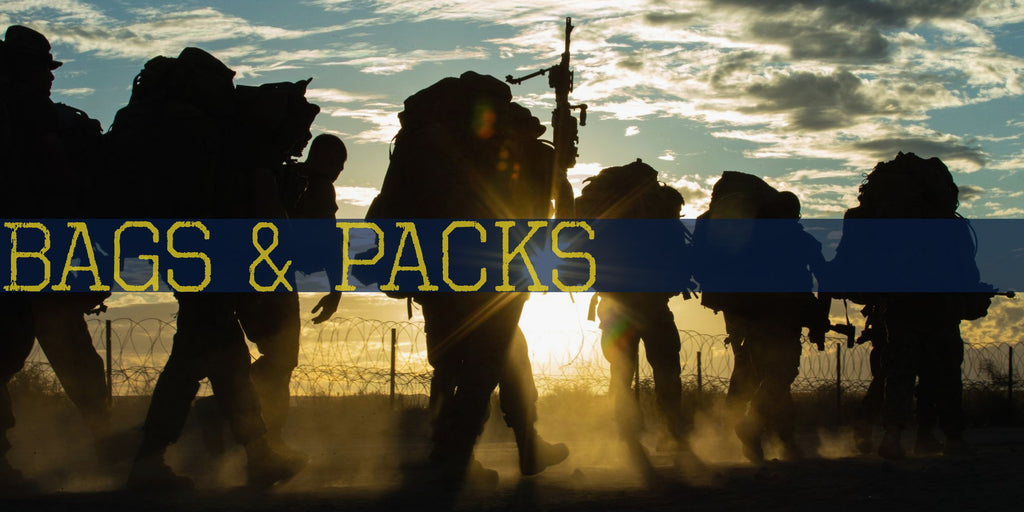 Military Bags and Packs