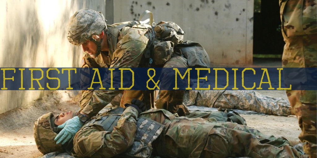 Military Medical and Tactical First Aid