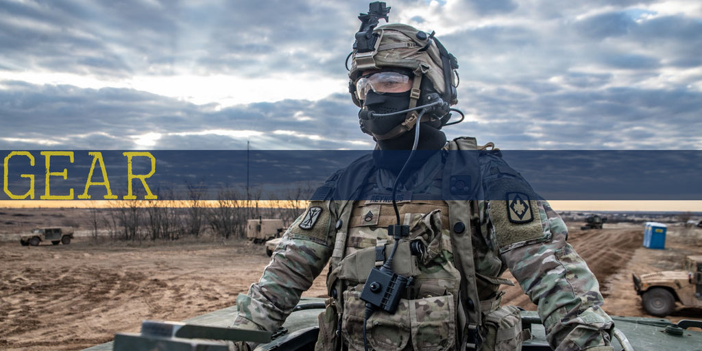 Military and Tactical Gear