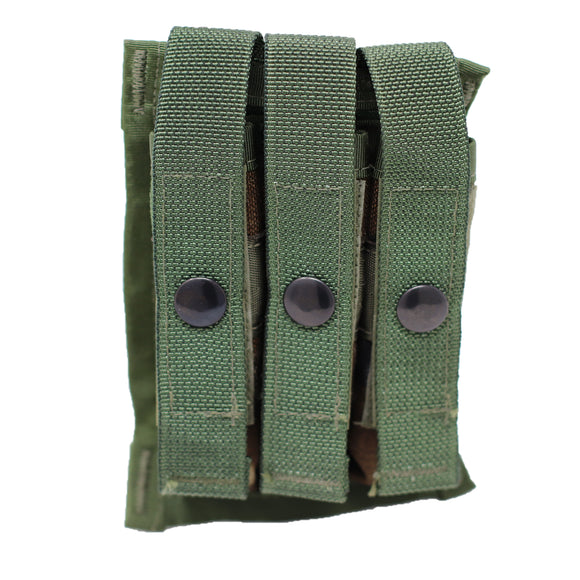 9mm Triple Magazine Pouch