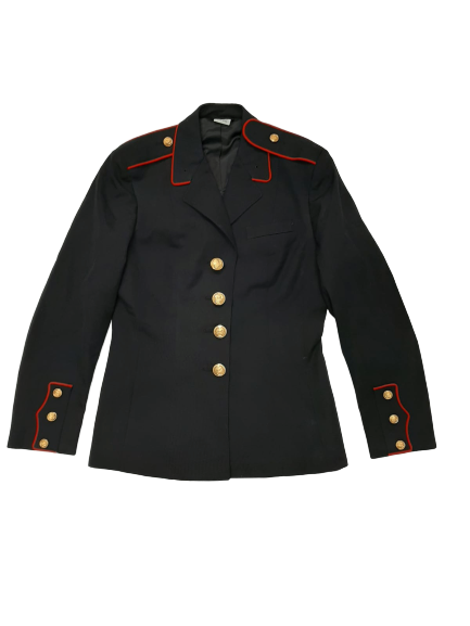 USMC Dress Blues Tunic — Female