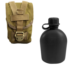 1 Quart Canteen With FSBE Canteen Cover
