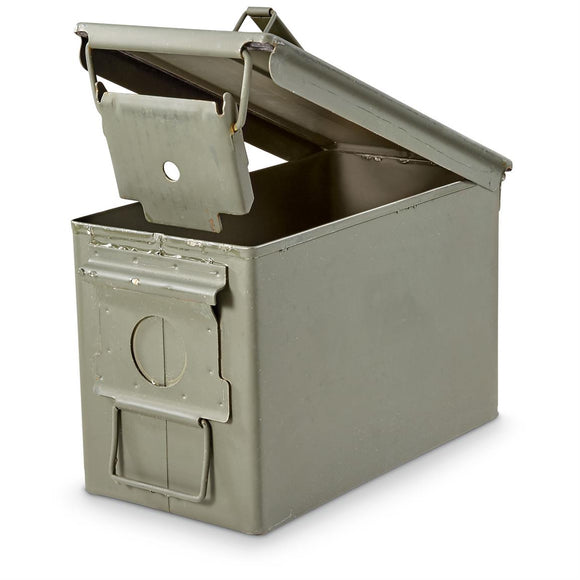 Ammo Can, Used