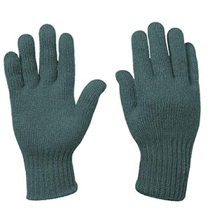 Military Wool-Nylon Blend Glove Inserts