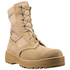Hot Weather Mil Spec Boot, 8 Wide