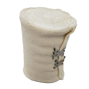"6 Pack - Elastic Cotton Dressing Bandage 3"" x 5½ yd"