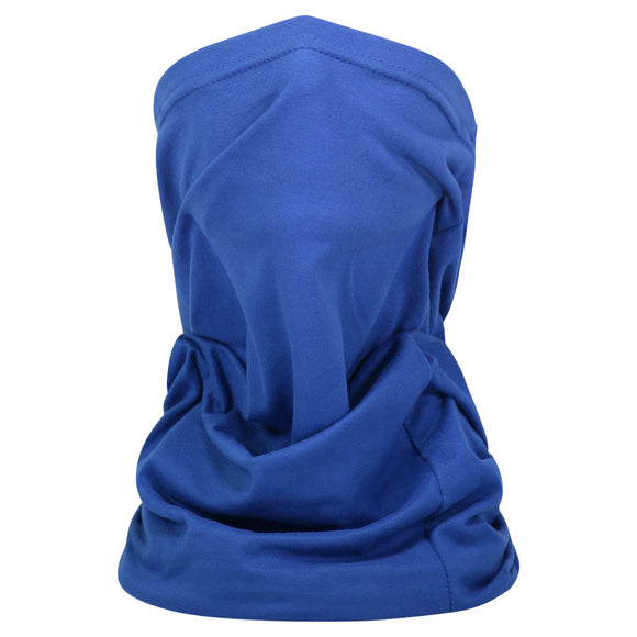 Poly Spandex Neck Gaiter/ Face Covering