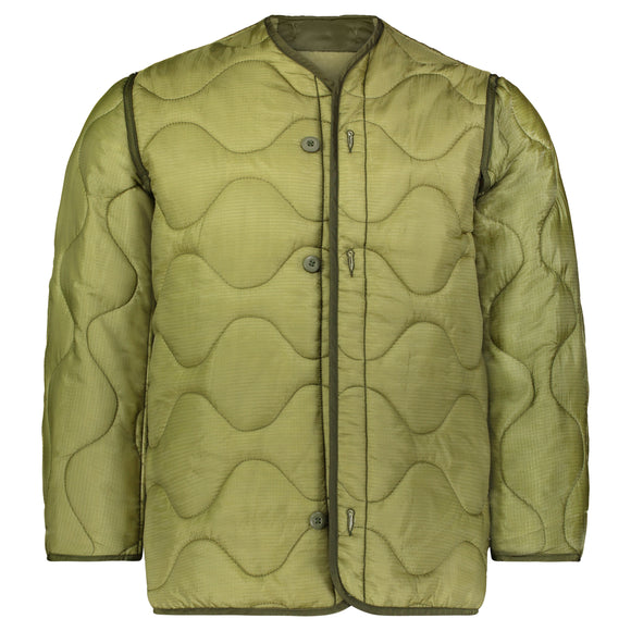M-65 Field Jacket Liner with Buttons
