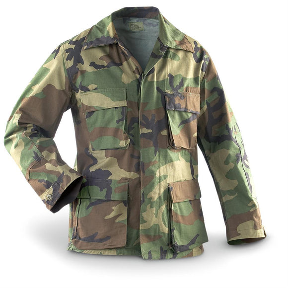 Mil Spec BDU Shirt