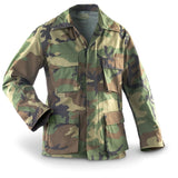 Mil Spec Ripstop Cotton BDU Shirt