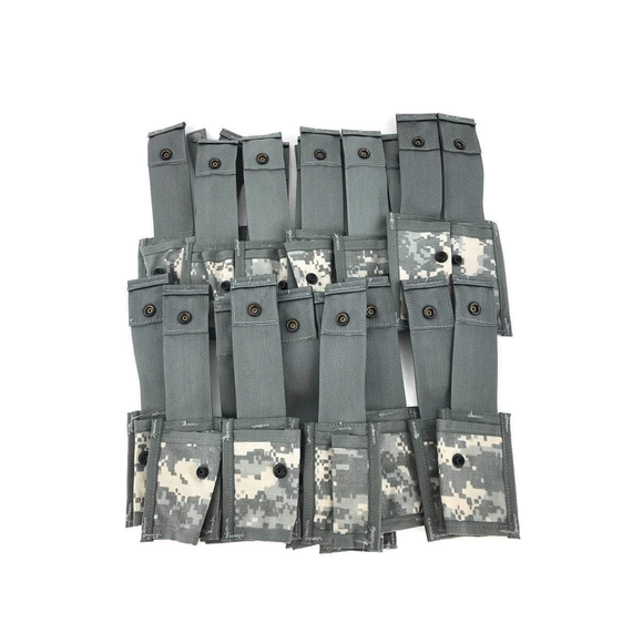 GI MOLLE Grenadier Pouch Set — ACU (UCP)