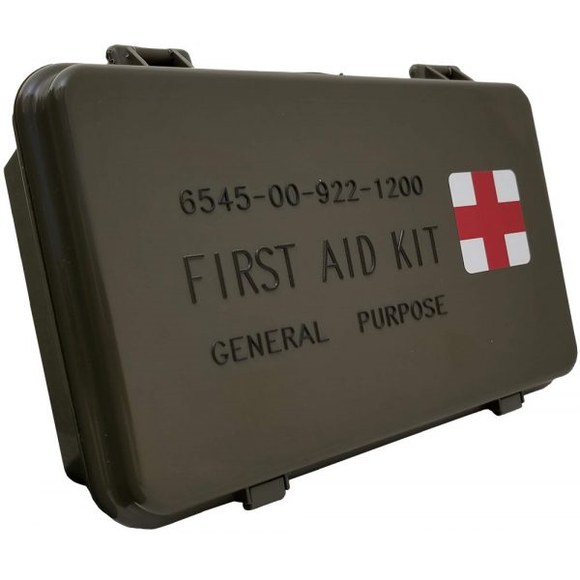 Military Style General Purpose First Aid Kit